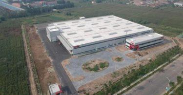 Grimme открыл новый завод в Китае
